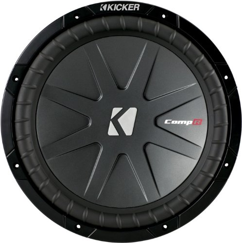 hifi kicker compr122 cwr122 30 cm subwoofer. Black Bedroom Furniture Sets. Home Design Ideas